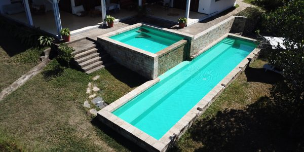La consommation d'une piscine ?